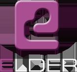 Elder Tapes & Rubber Logo
